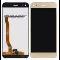 Дисплей для Huawei Enjoy 7/Nova Lite 2017/SLA-L22/P9 Lite mini/Y6 Pro 2017, золотистый, с сенсорным экраном, Original (PRC)