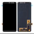 Дисплей для Samsung A730F Galaxy A8 Plus (2018), черный, с сенсорным экраном, Service original
