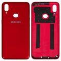 Задняя крышка Samsung A107F Galaxy A10s 2019, красная