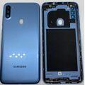 Задняя крышка Samsung A115F Galaxy A11, синяя
