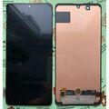 Дисплей для Samsung A715 Galaxy A71 черный, с сенсорным экраном, (OLED)