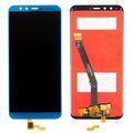 Дисплей для Huawei Honor 9 Lite LLD-L31 синий, с сенсорным экраном, Original (PRC)