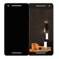 Дисплей для Google Pixel 2 + touchscreen, серый, Amoled, оригинал