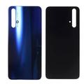Задняя крышка Huawei Honor 20 YAL-L21, синяя, Sapphire Blue