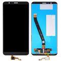 Дисплей для Huawei Honor 7X BND-L21, черный, с сенсорным экраном, Original (PRC)