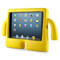 Чехол противоударный детский с ручками ipad 2/3/4 yellow