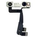 Камера с шлейфом для iPhone 11 Pro фронтальная, с разборки оригинал