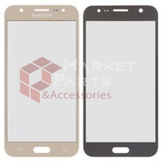 Стекло корпуса для Samsung Galaxy J500 (2015), original, золотистое