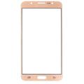 Стекло корпуса для Samsung J710 Galaxy J7 (2016), original, золотистое