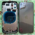 Корпус для iPhone 11 Pro, cерый, с держателем SIM-карты, с боковыми кнопками