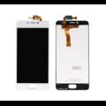 Дисплей для Meizu M5c, белый, с сенсорным экраном, Original (PRC), M710H