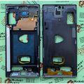 Рамка дисплея для Samsung N975F Note 10 Plus, frame for LCD, Black
