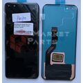 Дисплей для Huawei P40 Pro, черный, OLED, оригинал (Китай)