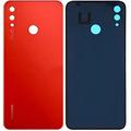 Задняя крышка Huawei P Smart Plus (INE-LX1)/Nova 3/Nova 3i, красная