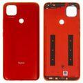 Задняя крышка Xiaomi Redmi 9С, красная
