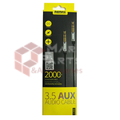 REMAX 3.5mm Aux Audio Cable RL-L200 1m