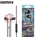 REMAX Metal Wired Music Headset RM-512