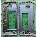 Рамка дисплея для Samsung G955 Galaxy S8 Plus, frame for LCD, синяя