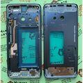 Рамка дисплея для Samsung G960 Galaxy S9, frame for LCD, синяя