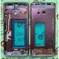Рамка дисплея для Samsung G960 Galaxy S9, frame for LCD, Purple