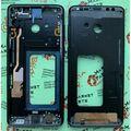 Рамка дисплея для Samsung G965 Galaxy S9 Plus, frame for LCD, черный