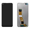 Дисплей для Samsung A115 Galaxy A11, M115 Galaxy M11 черный, с сенсорным экраном, Service original